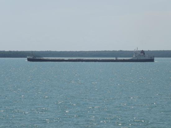 Fort St. Joseph National Historic Site: Over looking Lake Huron