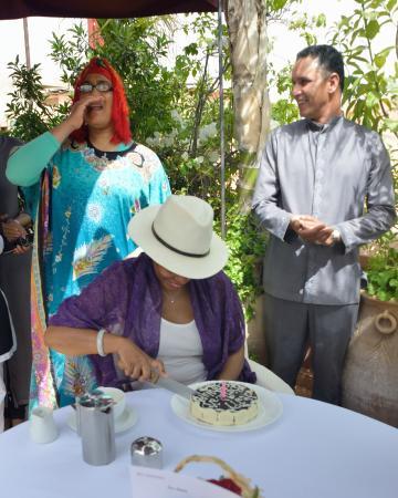 Riad Dar Anika : Birthday celebration.