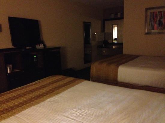BEST WESTERN Allatoona Inn & Suites: bedroom
