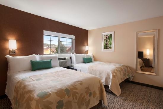 Eagle, CO: Bedroom of 2 Bed Suite