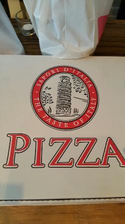 GLADIATORI Pizza: -