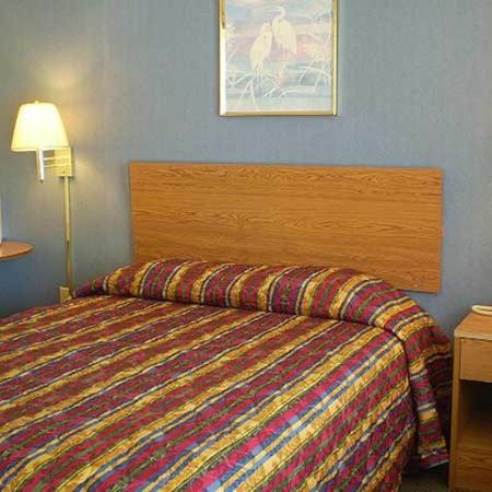 Budget Inn Nassawadox Room