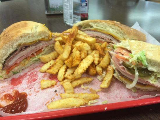 United Deli and Grocery: Best sandwich I've ever had bar none! If you could only choose one place to eat in Columbus, MS