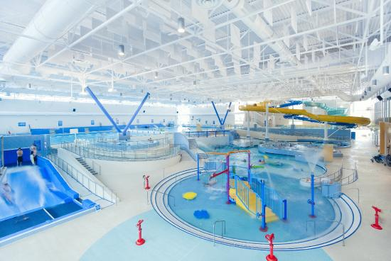 H2O Adventure + Fitness Centre