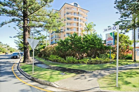 San Mateo Apartments Gold Coast: San Mateo On Broadbeach
