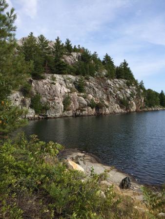 Killarney Provincial Park: Beautiful and rugged