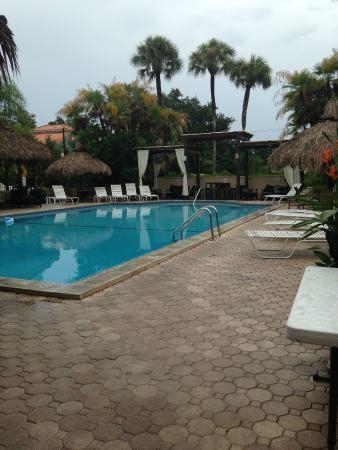 Tahitian Inn Hotel Cafe & Spa: Pool