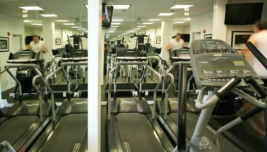 Hotel Belleclaire: Fitness
