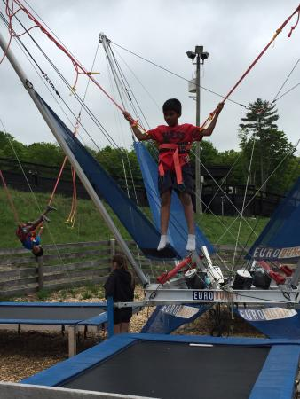 Horseshoe Adventure Park: Had a great time at Horseshoe Resort Adventure Park
