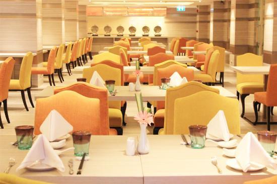 Dusit Princess Chiang Mai: jasmine restaurant