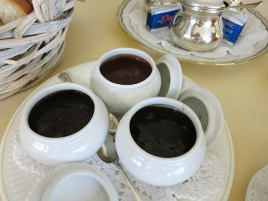 Hotel Al Sorriso: ジャム3種
