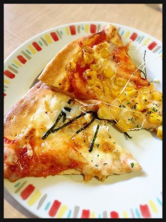 Pasta Pizza Grazie Gardens