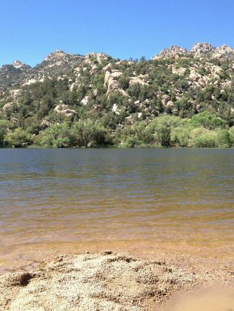 Tonto Basin, Αριζόνα: Bartlett Reservoir
