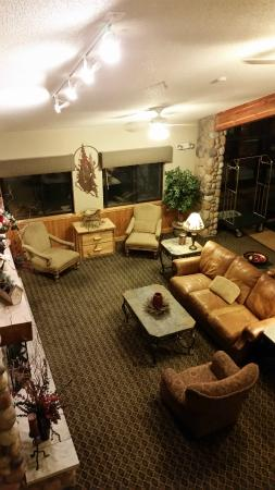 MountainView Lodge & Suites : lobby