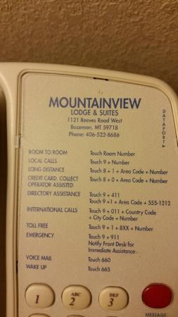 MountainView Lodge & Suites: mountainview lodge