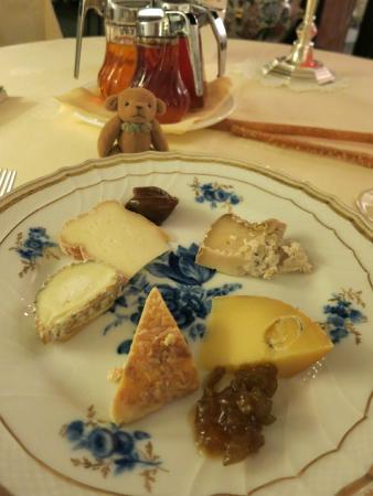 Soriso, Italia: チーズ盛り合わせ