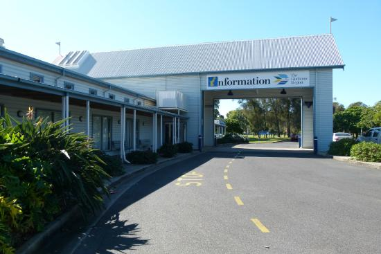 Gladstone Visitor Information Centre