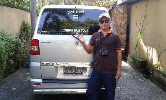 Today Private Driver and Tour Guide