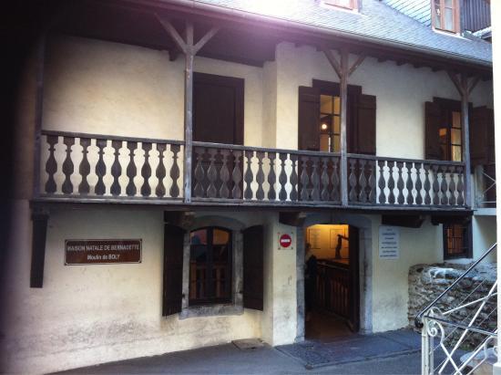 Moulin de Boly - Maison Natale de Bernadette