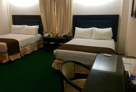 BEST WESTERN Hotel Plaza Matamoros: Room I stayed on 4th floor