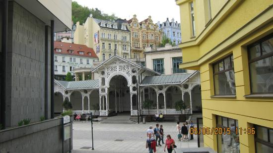 Market Colonnade