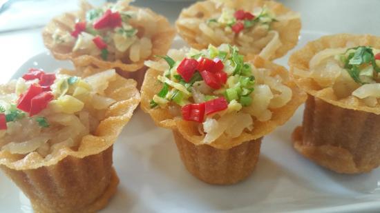 Amy Heritage Nyonya Cuisine: Kueh Pie Ti