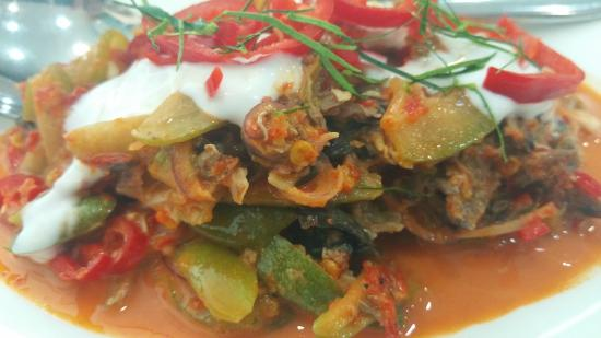 Amy Heritage Nyonya Cuisine: Spicy Jantung Pisang