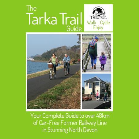 Devon, UK: Tarka Trail Guide Book