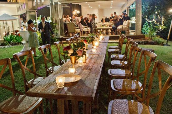Noosa Waterfront Restaurant & Bar: Evening Wedding