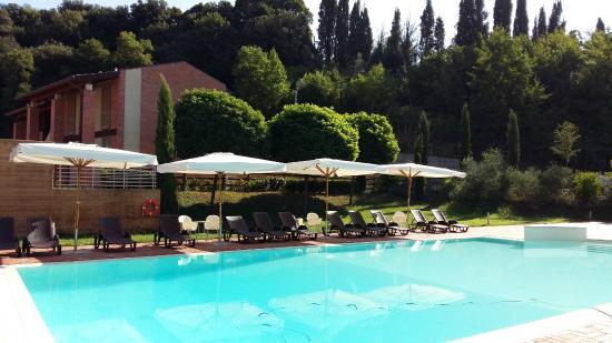 Hotel Antica Tabaccaia : Piscina
