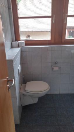 Steinmühle: Main Suite toilet