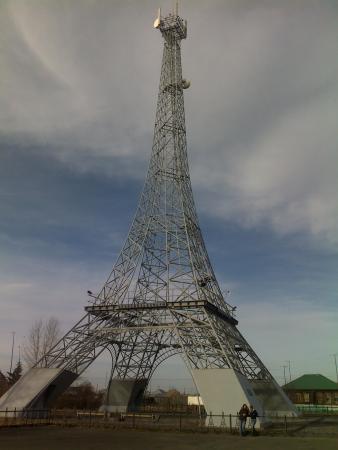 Parizh, รัสเซีย: собственно башня