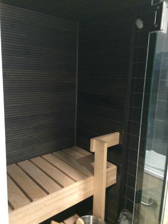 Original Sokos Hotel Lakeus : Sauna