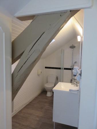 Hotel Louise de Savoie : Salle de bain