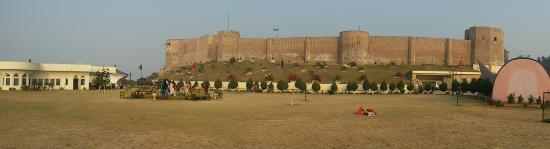 Jammu City, India: Fort