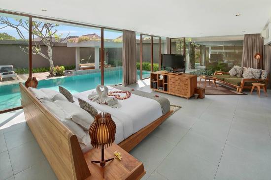 Ziva Villas : Bedroom