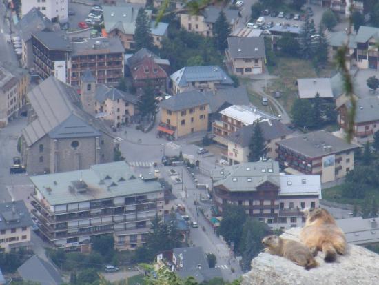 Marmottes surveillant valloire photo de office de tourisme de valloire galibier valloire - Office de tourisme de valloire ...