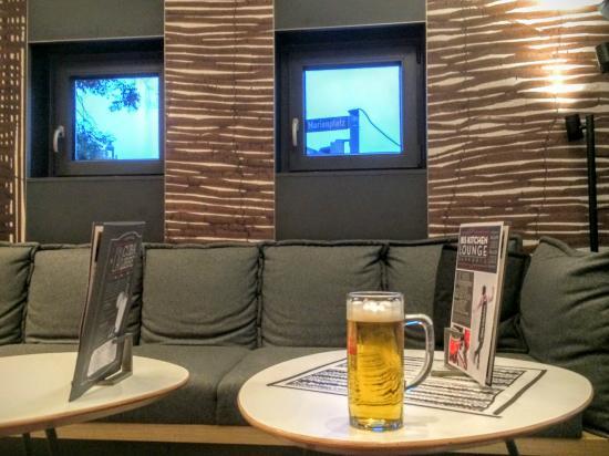 Ibis Stuttgart City: Bar