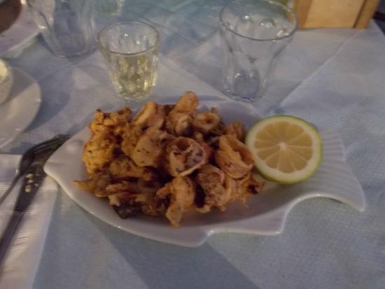 Sofia's: fritto misto