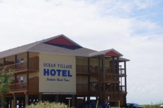 Beach Picture Of Ocean Village Hotel Surfside Beach