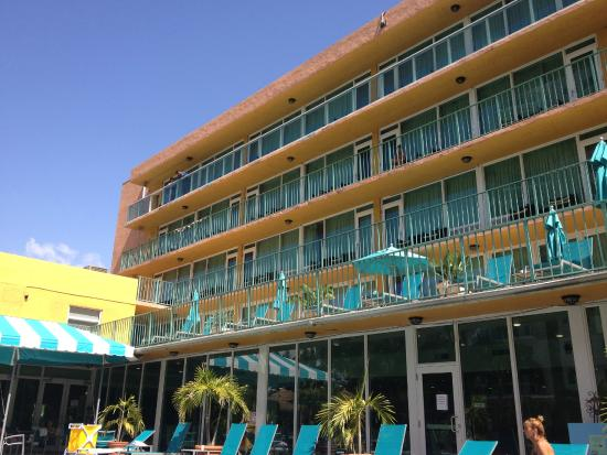 Fort Lauderdale Best Western Oceanside Picture Of Best Western Plus Oceanside Inn Fort Lauderdale Tripadvisor