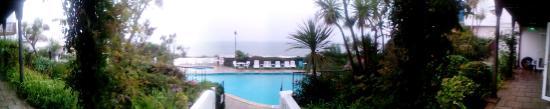 The Ocean Hotel: Amazing heated pool