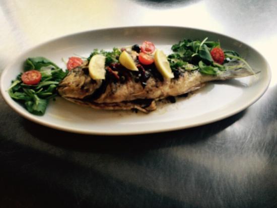 Diessenhofen, Schweiz: Restaurant Fischerstube