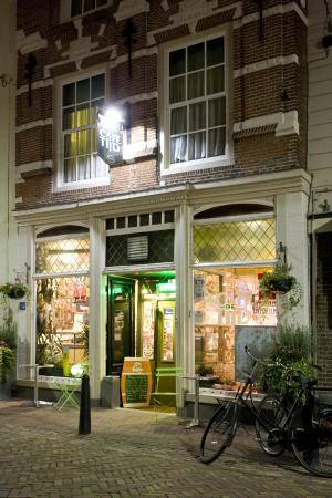 Cafe de Tijd