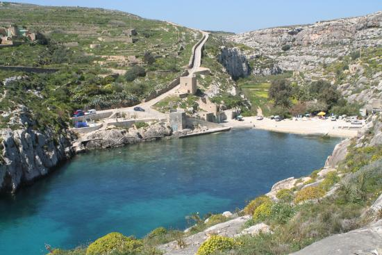 Xewkija, Malta: Mgarr ix-xini fabulous for recreational diving