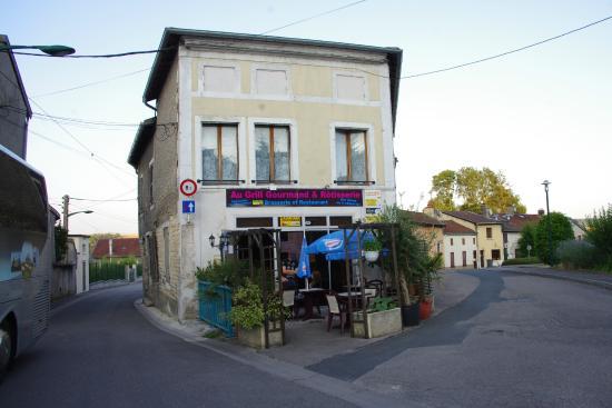 image Au grill gourmand sur Vaucouleurs