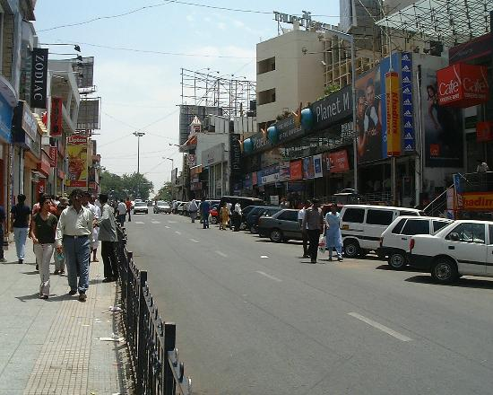 Mahatma Gandhi (MG) Road