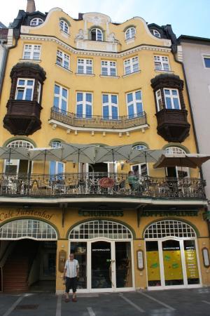 Cafe Furstenhof