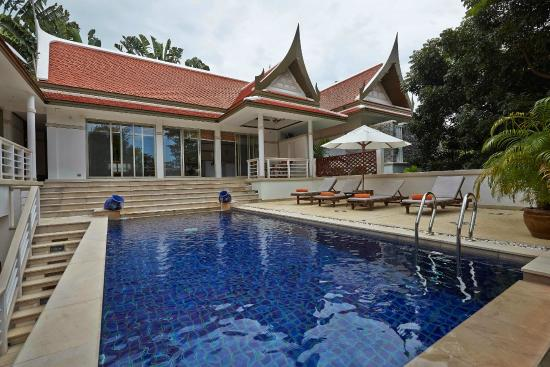 Katamanda - Luxury Phuket Villas: Private pool of villa B2