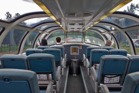 Jasper Train Tour Reviews
